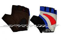 Перчатки для занятий фитнесом и езды на велосипеде. 116-1