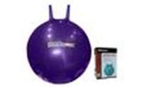 Мяч попрыгун с рожками STAR SB-004PP-55 (d-55см, резина, цветной)