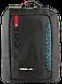 "Однолямочный рюкзак для ноутбука 15,6"" Crown Hymn Series, BPH1115B черный, фото 2"
