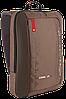 "Рюкзак однолямочный для ноутбука 15,6"" Crown Hymn Series, BPH1115BN коричневый"