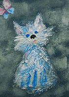 Художественная роспись. картины, выполненные декоративной штукатуркой. Киев, фото 1