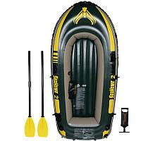 """Надувная лодка """"SeaHawk-200"""" Intex 68347"""