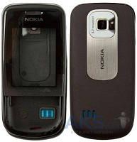 Корпус Nokia 3600 Slide Black