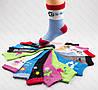 Детские носочки 12-16 см TB-001-02. В упаковке 10 пар