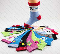 Детские носочки 12-16 см TB-001-02. В упаковке 10 пар, фото 1