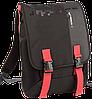 """Молодежный рюкзак для ноутбука 15,6"""" Crown Harmony Series, BPH3315BR черный"""