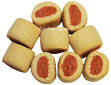 Лакомство Bosch Duo Mini Salmon (Бош Дуо Мини c ) рулетики для маленьких собак 10 кг