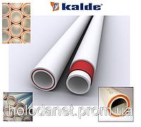 Полипропиленовые трубы Kalde Fiber d75 pn20 (стекловолокно)