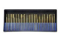 DMJ-13 Набор насадок для фрезера с алмазным напылением (30 шт.)
