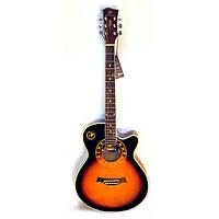 Гитара акустическая SWIFT HORSE WG-408C/O3TS 40``
