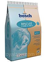 Лакомство Bosch Mono Biskuit (Бош Моно Бисквит) печенье для собак 10 кг
