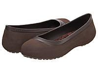 Женские балетки Crocs Mammoth Flat (Крокс). Оригинал из США