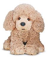 Мягкая игрушка Щенок пуделя 30см Melissa&Doug