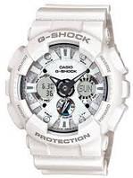 Casio часы g-shock ga 100 Белый