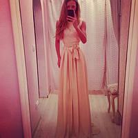 Платье Ажур с пайетками