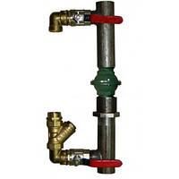 Байпас (обводная рамка) D 50 с клапаном короткий