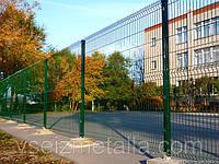 Панель заборная ГОРОД д.3.0/4.0 оц+ППЛ 2,5м*1,53м