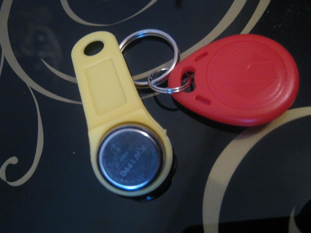 Как сделать ключ электронный для домофона