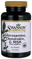 Суставы глюкозамин + хондроитин+МСМ
