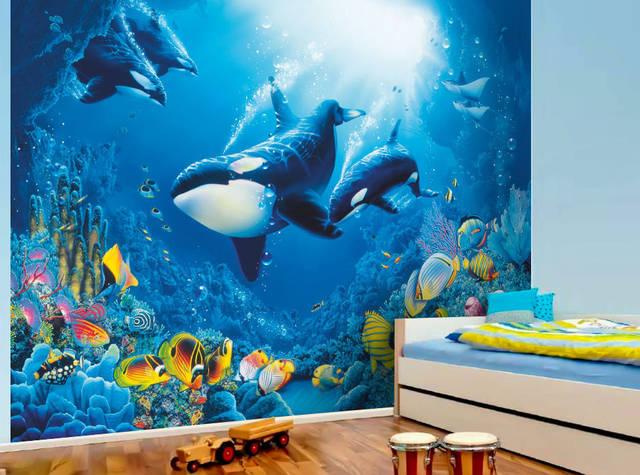 фотообои на стену море: