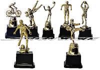 Статуэтки наградные с видами спорта