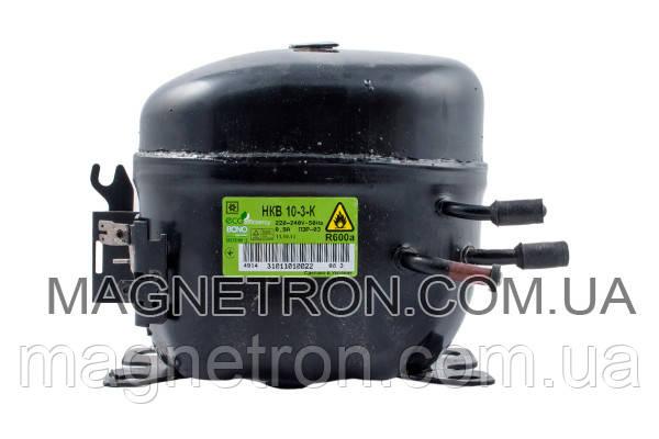 Компрессор для холодильника HKB-10-3-K R600a Nord, фото 2