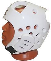 Защита головы (шлем) для тхэквондо: L, XL (красный)