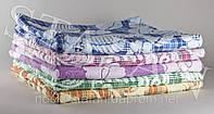 Махровая простынь на льняной основе 180 х 220 см. Цвет указывайте в комментарии к заказу.