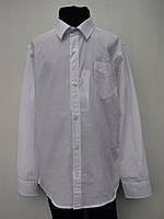 Белая рубашка для мальчиков Подросток