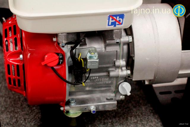 Бензиновый генератор RID RH 2001 фото 2
