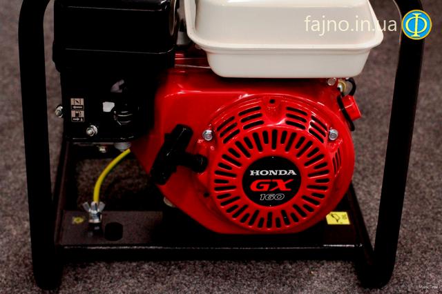 Бензиновый генератор RID RH 2001 фото 3