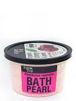 """Соль для ванн """"Кенийская черешня"""" Organic Shop (Органик Шоп)"""