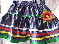 Украинская юбка на девочку