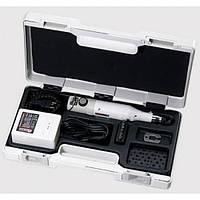 Фрезер для маникюра и педикюра. Фрезер XENOX MHX/E, сетевой адаптер, чемодан. 68518