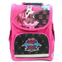 Ранец (рюкзак) школьный каркасный Dr.Kong 974697 Monster Girl ортопедический 34.5*25,5*13