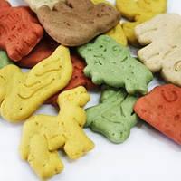 Лакомство Bosch Mix (Бош Микс) фигурки животных для собак 10 кг
