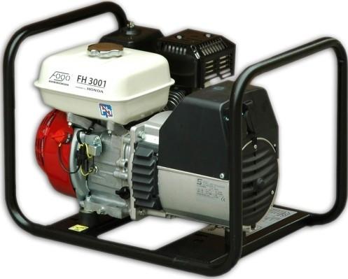 Бензиновый генератор fogo генератор