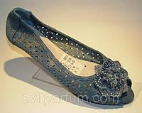 Женские балетки, джинсовая обувь, летняя обувь оптом и в розницу