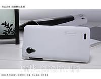 Чехол-бампер и плёнка NILLKIN для телефона Lenovo P770 белый