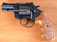 """Револьвер под патрон Флобера Stalker R1-4X9 2,5"""" (черный)"""