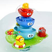 Игрушка для ванной D40115 Водопад