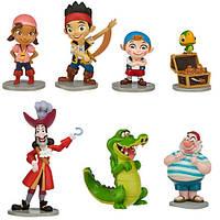 """Игровой набор фигурок """"Капитан Джейк и пираты Нетландии"""""""