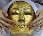 Золотая маска Клеопары для сухой кожи