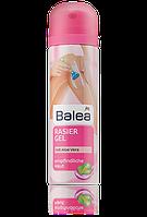 Гель для бритья для женщин с алоэ вера Balea Rasier Gel mit Aloe Vera