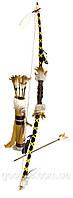 Лук и колчан со стрелами (143 см.)