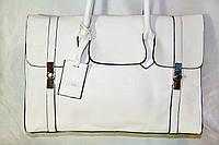 Сумка женская бренд Hermes белая недорого