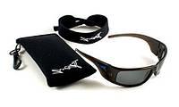 Детские солнцезащитные очки JBanz (от 4 до 10 лет), цвет: черный (для мальчиков)