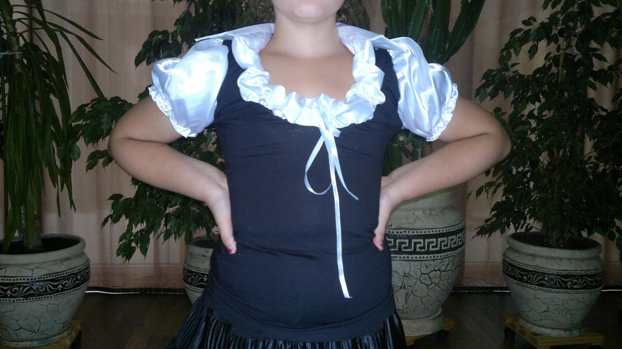 Купить детскую блузку в школу