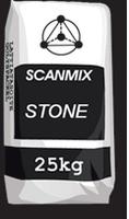 Минеральная штукатурка Scanmix Stone (барашек) 25 кг