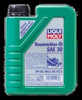 Масло моторное LIQUI MOLY 4Т SAE 30 масло для газонокосилок (минеральное) 1L